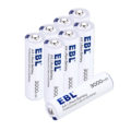 EBL 1.5 V AA Lithium Battery Environmentally-friendly