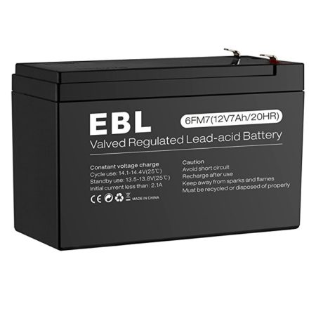 Backup AGM 6MF7 12V 7Ah Lead Acid Battery