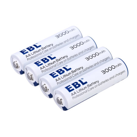 3000mAh AA Battery Anti-leakage Environmentally Friendly